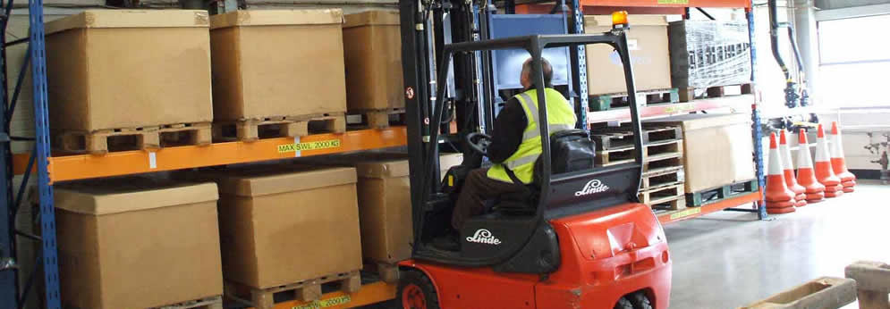 Let Action Material Handling Service your Forklifts regularly